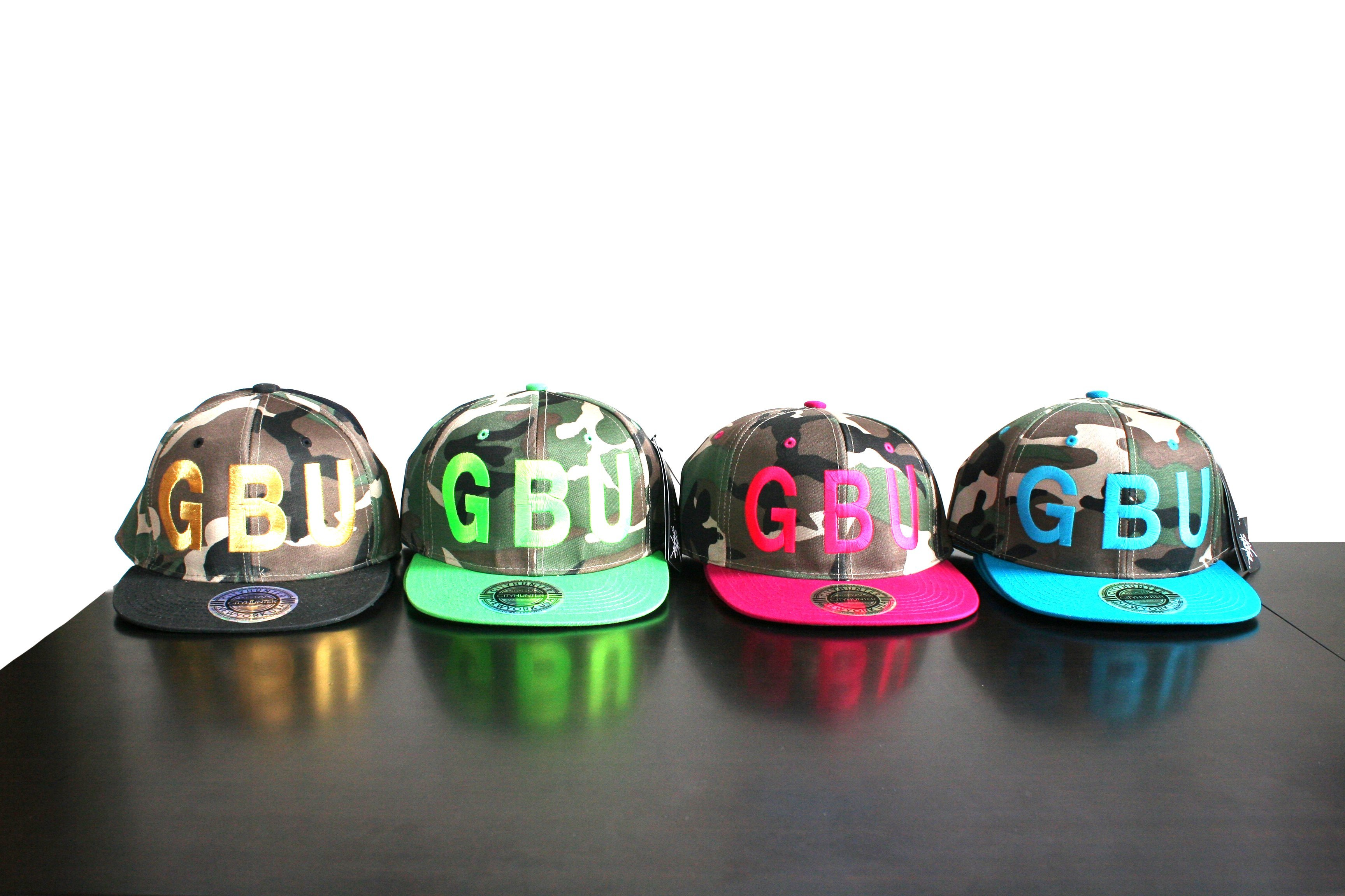 The GBU Camo Collection