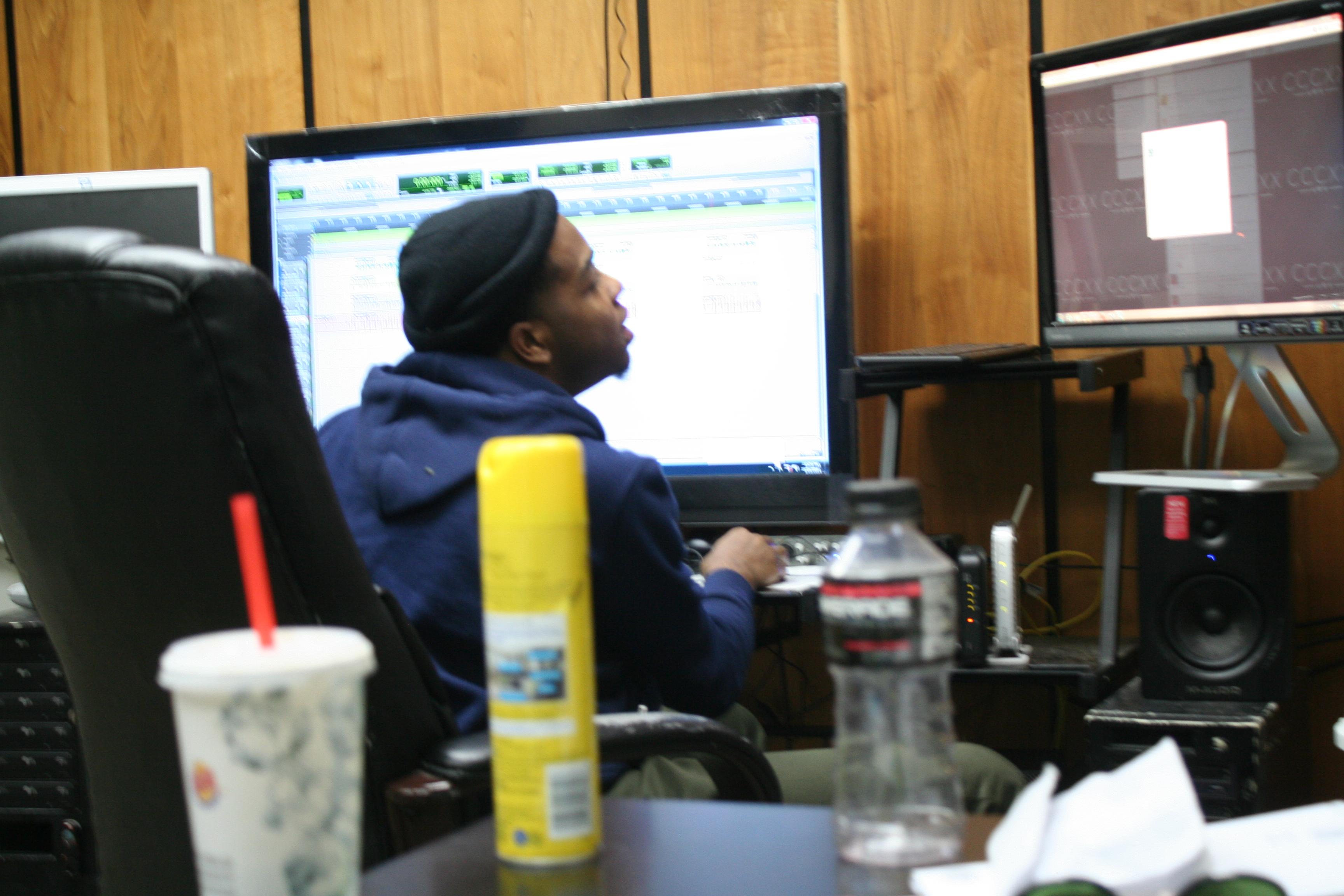 In the Old Studio (10)